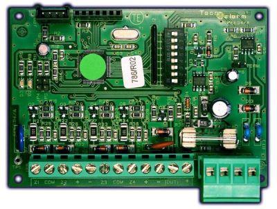 SPEED-4 Externí modul rozšíření 4 vstupy, 1 výstup