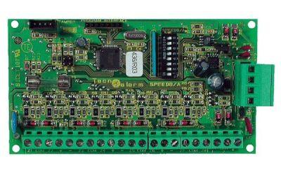 SPEED-8 Externí modul rozšíření 8 vstupů, 2 výstupy