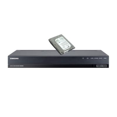 SRD-494P 1T DOPRODEJ - Výkonný DVR záznam AHD, 4 kamery (HDD 1TB)