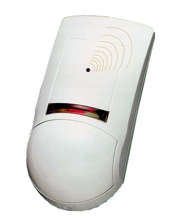 SRPG-2 Vnitřní infradetektor pohybu, dosah 18m a detektor rozbití skla