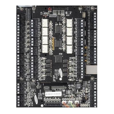 SSA-P400-T 4 dveřová řídící jednotka, 1-4 čtečky, 26bit Weigand a TCP/IP