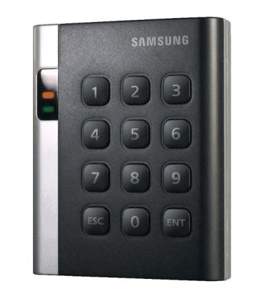SSA-R2001 Vnitřní čtečka s klávesnicí, 13.56MHz formát MIFARE