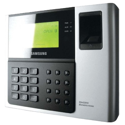 SSA-S3010 Autonomní bio-čtečka s klávesnicí a řídící jednotkou