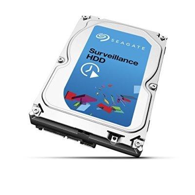 ST4000-VX000 SATA HardDisk 4TB pro digitální záznam AV dat