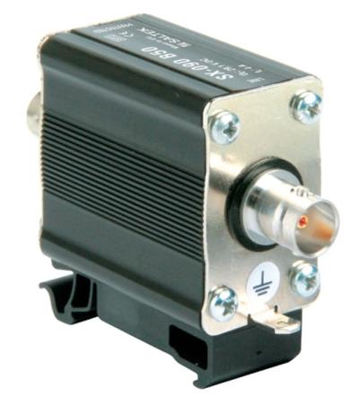 SX-090-B75-F/F Přepěťová ochrana televizního vedení STA 75Ohm