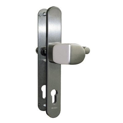 SX-48-F1 Bezpečnostní kování pro EL-420/060, madlo-klika, tl.80