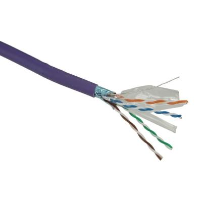 SXKD-6-FTP-LSOH /500 FTP stíněný kabel, kategorie 6 bezhalogenový - balení 500m