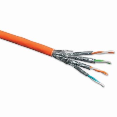 SXKD-7-SSTP-LSOHFR /500 SSTP stíněný kabel, kategorie 7 bezhalogenový/ohniodolný - balení 500m