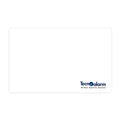TA-CARD-B Proximitní osobní bezpečnostní karta, bílá