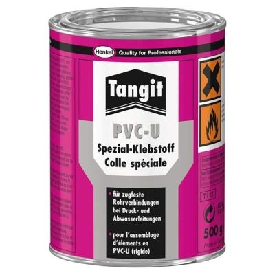 TANGIT-PVC-500 Vysoce odolné lepidlo k lepení PVC potrubí