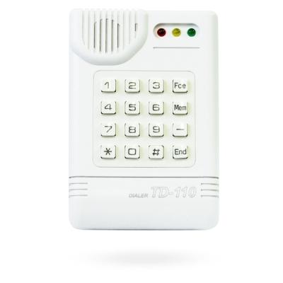 TD-110 Automatický telefonní hlásič
