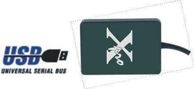 TMX-USB USB adaptér pro ON-LINE zadávání médií PROXI