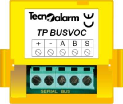 TP-BUS-VOC Interní rozšiřující modul pro ústřednu TP-8-28