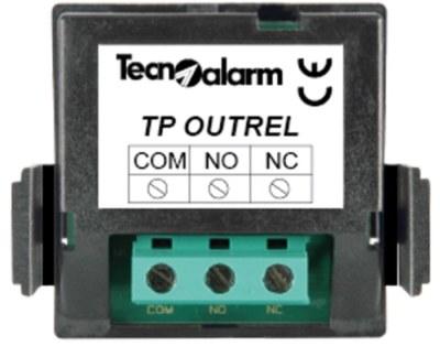 TP-OUT-REL Interní rozšiřující modul pro ústřednu TP-8-28