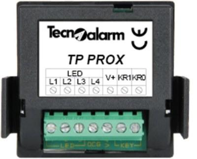 TP-PROX Interní rozšiřující modul pro ústřednu TP-8-28