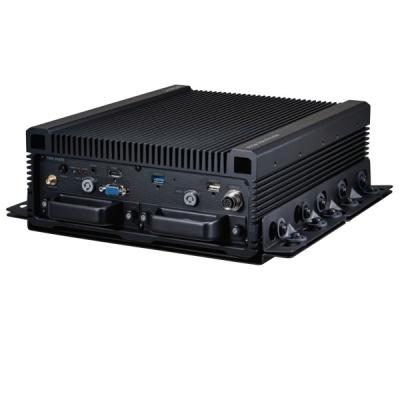 TRM-1610M Mobilní síťový MVR záznam, 16 kamer (bez HDD), M12