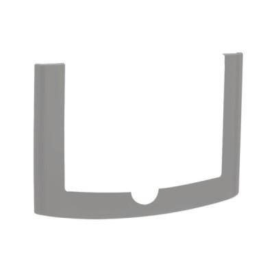TSP-7-L-CG Krycí rámeček pro klávesnici TSP-7-L, barva šedá