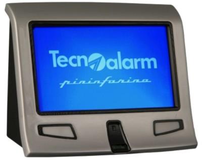 TSP-7000-STD Klávesnice s dotykovým displejem