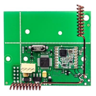 UartBridge Modul pro integraci bezdrátových komponentů Ajax