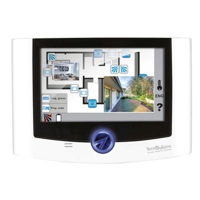 UTS-V4 Klávesnice s dotykovým displejem a 4 videovstupy