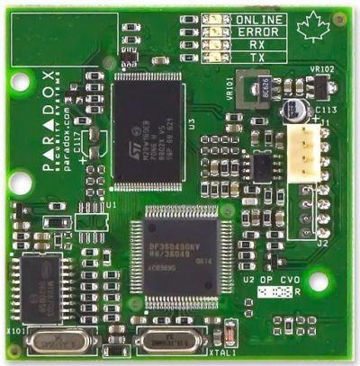 VDM-P3-CZ Rozšiřující hlasový komunikátor pro ústředny SPECTRA a EVO