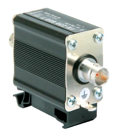 VL-B75-F/F Přepěťová ochrana video rozvodů CCTV 75Ohm