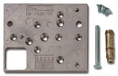 VM-600-P Montážní základna trezorového detektoru na povrch