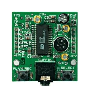 VOICE-PRO Deska hlasových zpráv pro GSM komunikátor TECNOCELL-PRO