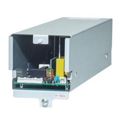 VX-050DA Certifikovaný výkonový zesilovač 1x500W