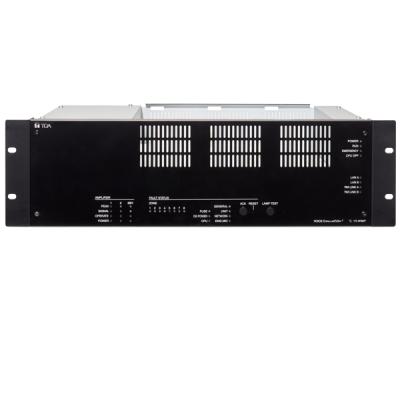 VX-3008F Certifikovaná síťová digitální ústředna s výkonem až 500W