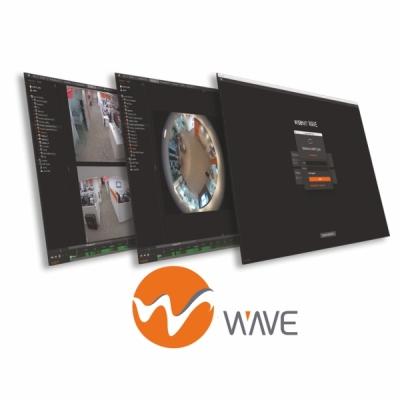 WAVE-PRO-48/EU Wisenet WAVE - platforma pro záznam a správu videa 48ch
