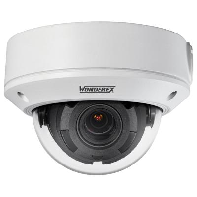 WND-1743-IZ Venkovní IP kamera 4MPx dome, 3-axis, IR přísvit, ONVIF, WDR