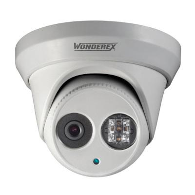 WND-2312-I 6 Venkovní IP kamera 1.3MPx turret, 3-axis, IR přísvit, ONVIF