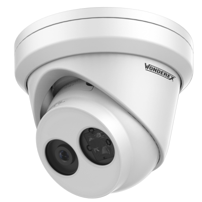 WND-2335-WI 4 Venkovní IP kamera 3MPx turret, 3-axis, IR přísvit, ONVIF, WDR