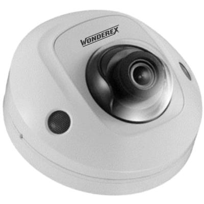 WND-2555-WI 4 IP kamera 5MPx v krytu minidome s IR, ONVIF, WDR