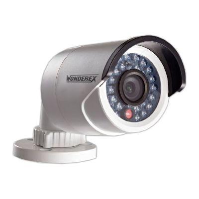 WTO-2022-I 3.6 Kompaktní venkovní HD-TVI kamera, 2MPx, IR