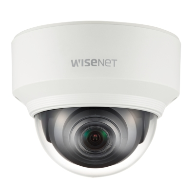 XND-6080V IP kamera 2MPx dome WiseNet X, hliníkový kryt
