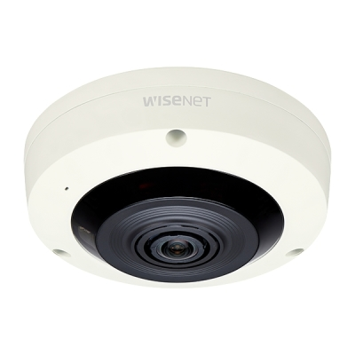 XNF-8010R IP kamera 6MPx dome rybí oko 360° WiseNet X