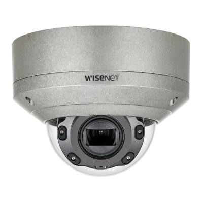 XNV-6080RS IP kamera 2MPx dome antivandal, nerezový kryt, WiseNet X