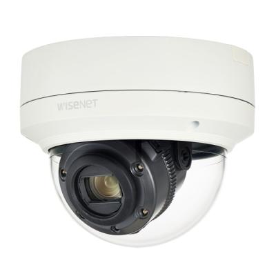 XNV-6120R IP kamera 2MPx antivandal dome, IR, WiseNet X, 12x zoom