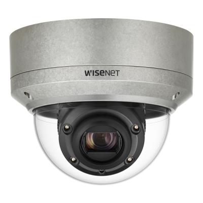 XNV-6120RS IP kamera 2MPx antivandal dome, nerezový kryt, WiseNet X