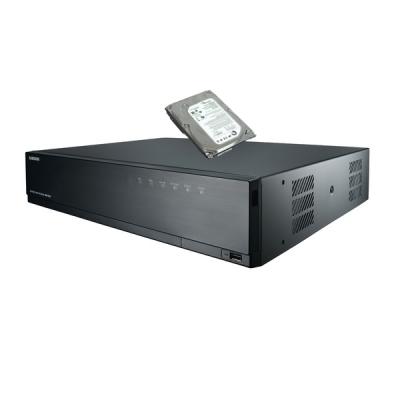 XRN-2011P1T Výkonný síťový NVR záznam, 32 kamer (HDD 1TB), 32ch, RAID5, Hot Swap
