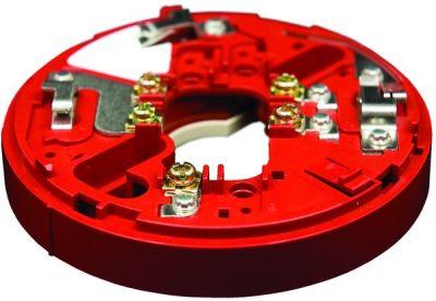 YBO-R/SCI(RED) Červená patice pro sirény, izolátor